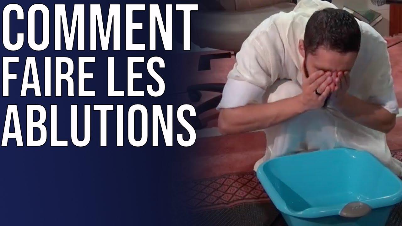 Download COMMENT FAIRE LES ABLUTIONS. RACHID ELJAY