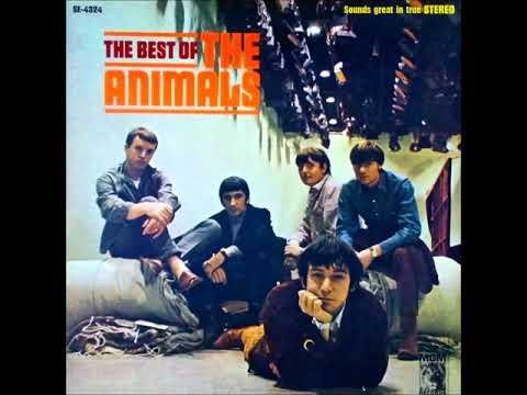 THE BEST OF THE ANIMALS Full Album & Bonus Tracks Stereo 1967 10. I'm Crying 1964