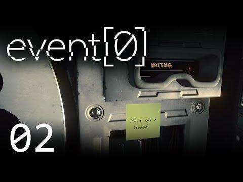 EVENT[0] [02] [Retina Scan Hacking] [Full Walkthrough] [Let's Play Gameplay Deutsch German]