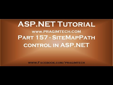 Download Part 157   SiteMapPath control in asp net