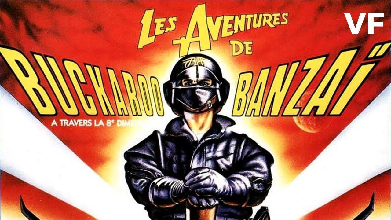 Buckaroo Banzai - Bande Annonce VF - 1984