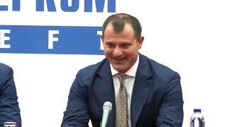 Promocija Dejana Stankovića Kao Trenera FK Crvena Zvezda   SPORT KLUB Fudbal