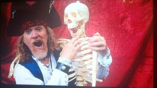 "Talk Like a Pirate Day song!! ""Talk Like a Pirate"" by Tom Mason and The Blue Buccaneers"