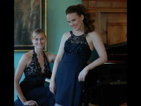 Ich atmet' einen Lindenduft - Rebecca Nelsen and Chanda VanderHart - Mahler Rückert-Lieder