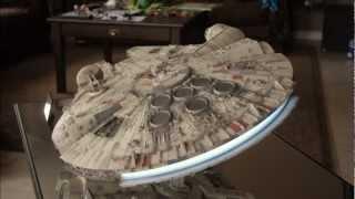 Star Wars Master Replicas Millennium Falcon