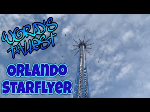 Ride Review: Orlando StarFlyer