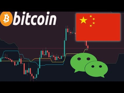 China Blocks FIAT To Bitcoin Purchases On WeChat And AliPay.