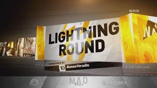 Cramer's lightning round: Amphenol Corp. is a buy