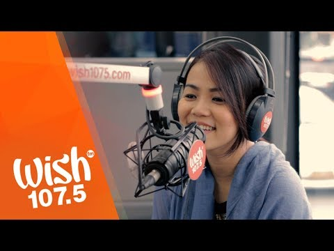 "Juris sings ""A Love to Last A Lifetime"" LIVE on Wish 107.5 Bus"