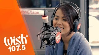 """Juris sings """"A Love to Last A Lifetime"""" LIVE on Wish 107.5 Bus"""