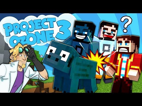 Minecraft Project Ozone 3 - ANTI-SJIN #11