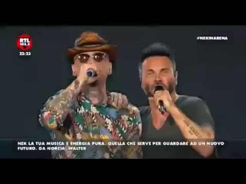 Nek e J-Ax - Freud Live (Arena di Verona)