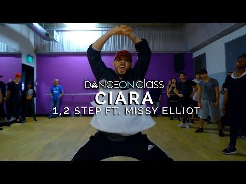 Ciara - 1, 2 Step ft. Missy Elliot | Cedric Botelho Choreography | DanceOn Class