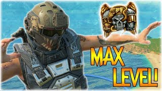 Reached MAX level in Blackout! - INSANE Snipes!