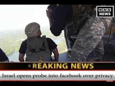 U.S Army Rangers Conduct Airborne Water Jump - WNN NEWS