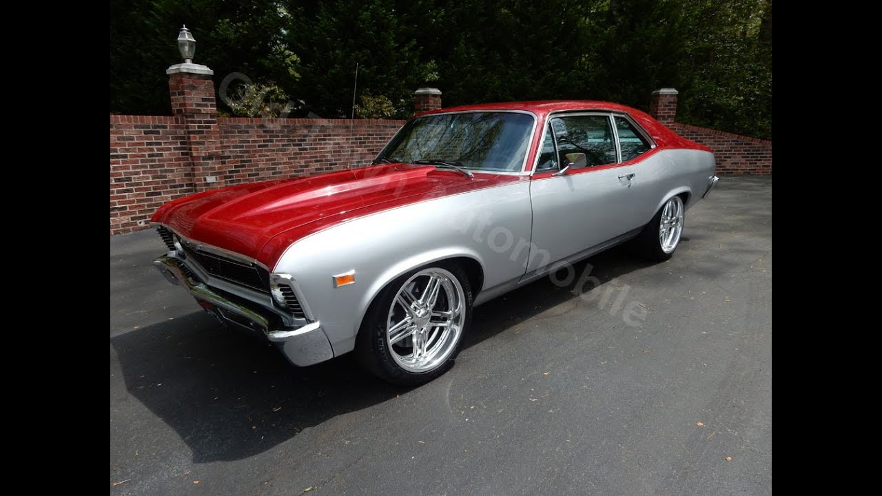 1969 Chevrolet Nova Pro Tour for sale Old Town Automobile in ...