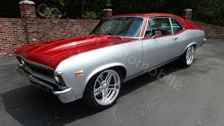 1969 Chevrolet Nova Pro Tour for sale Old Town Automobile in Maryland