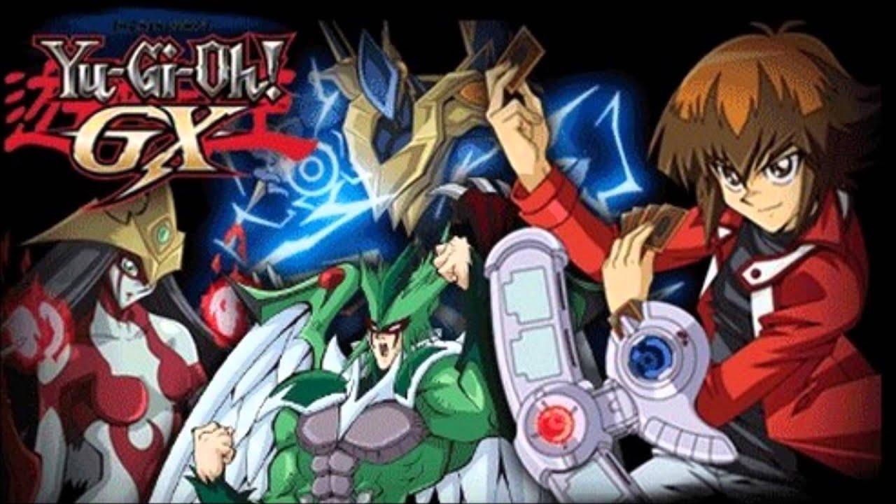 Yu-Gi-Oh! GX - Sigla completa - YouTube