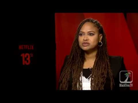 AVA DuVERNAY interview for '13TH' documentary