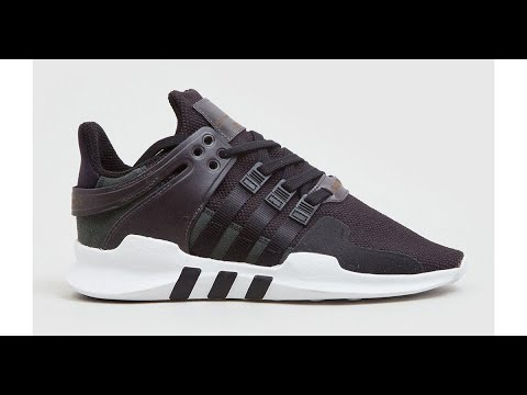 finest selection 0e010 74e43 Unboxing Review sneakers Adidas EQT Support ADV BB1295
