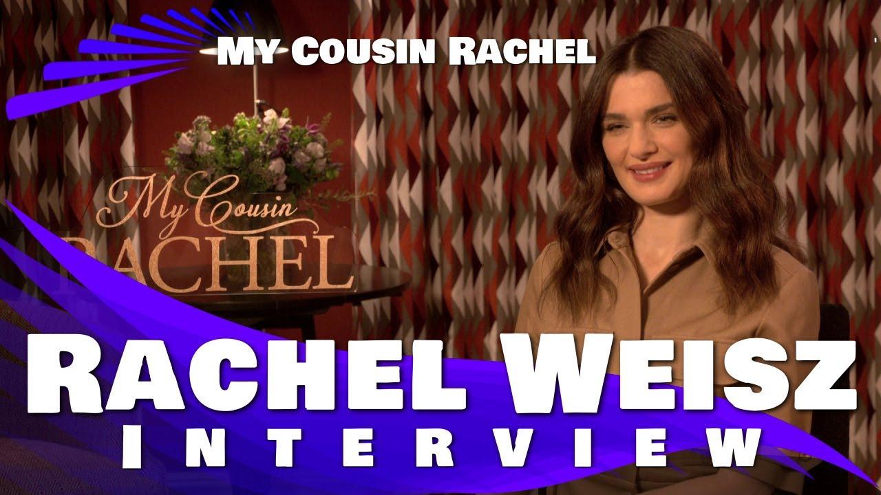 Rachel Weisz 'My Cousin Rachel' Interview