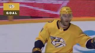 Mattias Ekholm Goal vs NJD 03-10-2018