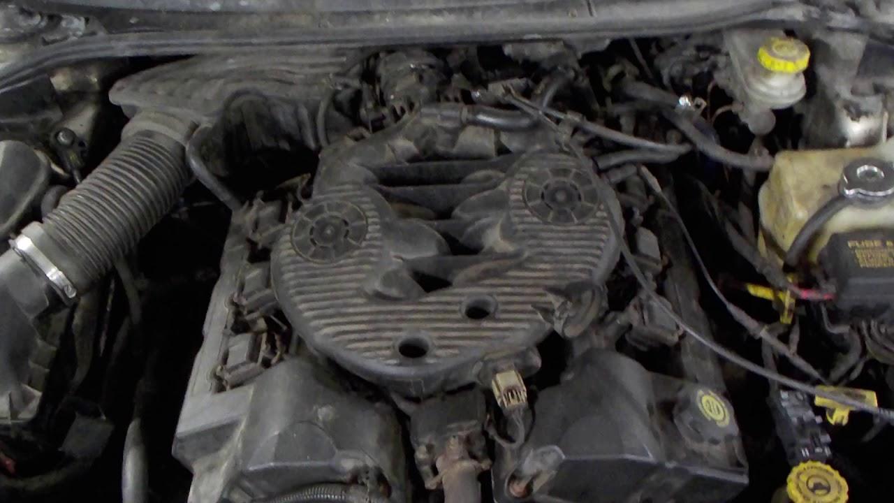 Двигатель Dodge для Intrepid 1998-2004