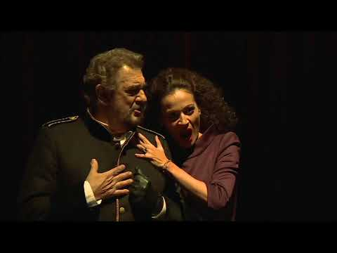 """Davinia Rodríguez sings """"Nel dì della vittoria... Vieni t'affretta!"""" (Verdi's Macbeth)"""