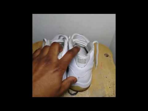 Restore on a pair of Jordan 11 11s Anniversary