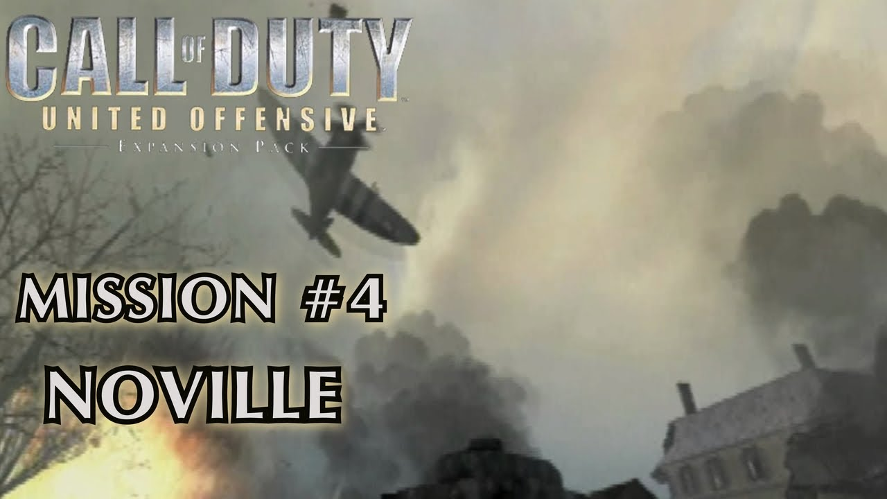call of duty  united offensive - mission  4