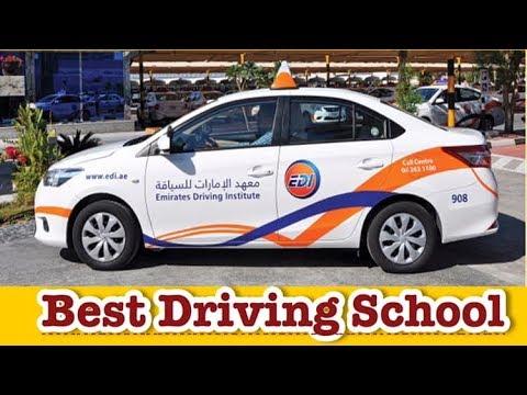 Dubai Driving School - Edi Driving School Fees 2019