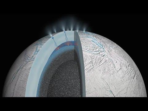 Global Ocean Found in Saturn's Moon Enceladus