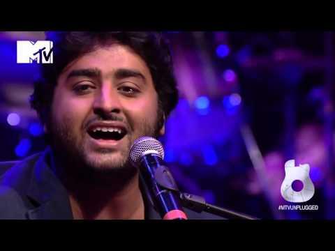 Arijit Singh MTV Unplugged 'Phir Mohabbat'
