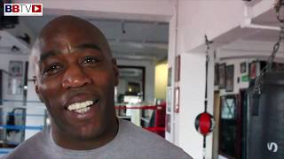 MAURICE 'HARD' CORE - 'MY TOUGHEST FIGHT' - CHAMPS CAMP