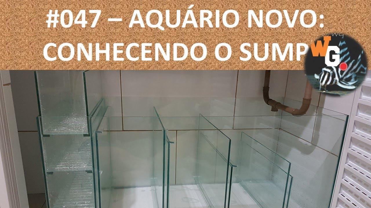 Apresentando o SUMP [Aquário Novo] - #047
