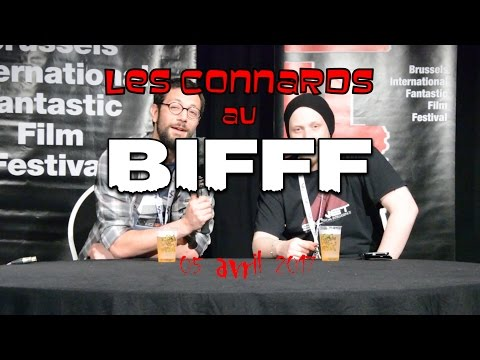 Les Connards au BIFFF - Jour 2: Headshot, The Invisible Guest, Free Fire, The Void, Antiporno
