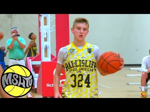 jared-mattley-is-smooth-at-ebc-jr-all-american-camp---class-of-2020-basketball