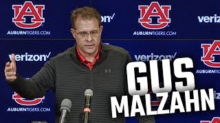 Gus Malzahn 'confident' about Auburn's future, talks Liberty game