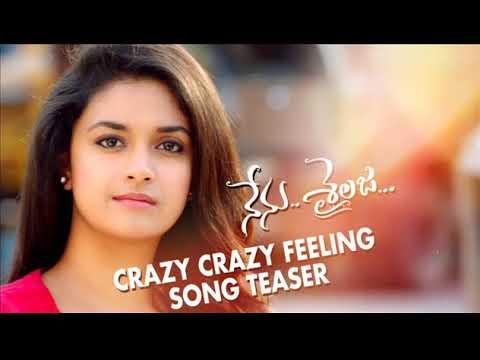 Nenu Crazy Crazy Feeling Song Ringtone Youtube