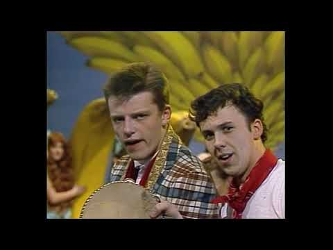 Madness - Embarrassment  (Bananas) (1980) (HD)