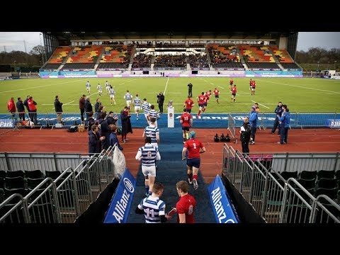 LIVE | Schools Cup Bowl and Plate finals