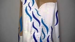 Костюм для фигурного катания Елизавета(, 2013-12-18T18:43:23.000Z)