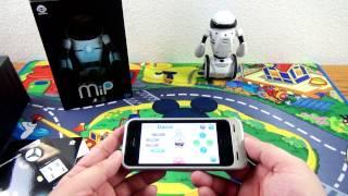 mip robot , робот для детей