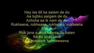 Ruk Jana O Jana Hamse Do Baten - Warrant - Full Karaoke