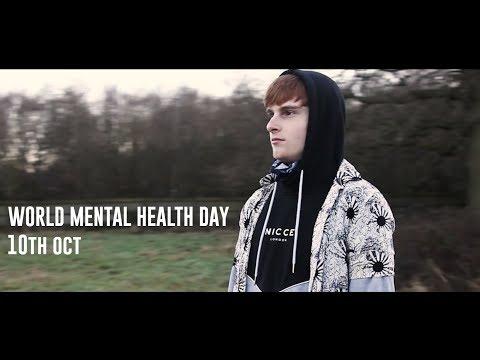 World Mental Health Day 2018 | Jadon Sanders