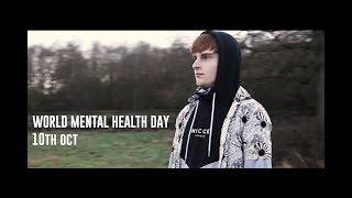 World Mental Health Day 2018   Jadon Sanders