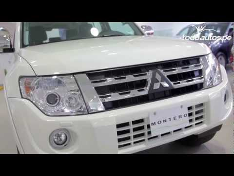 Mitsubishi Montero 2012-2013 I Video en Full HD I Todoautos.pe