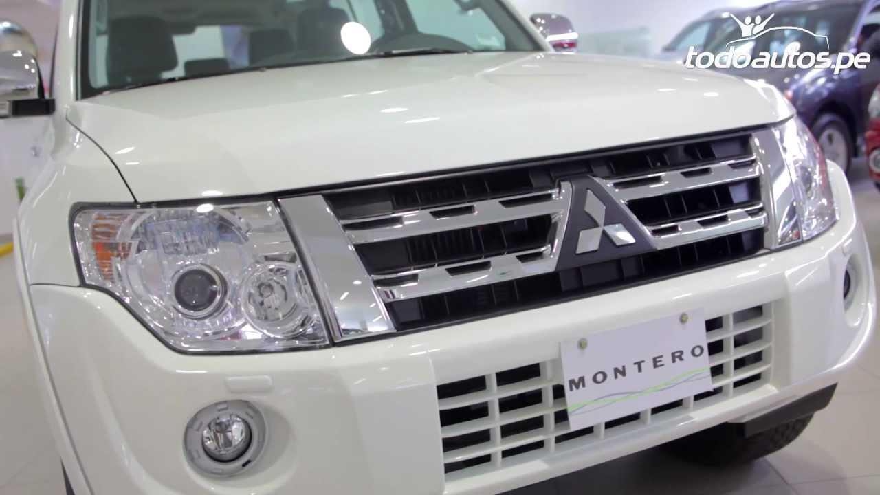 mitsubishi montero 2012 2013 i video en full hd i todoautospe