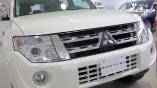 Mitsubishi Montero 2012-2013 I Video en Full HD I Todoautos.pe