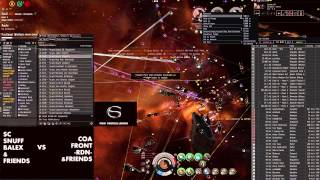 Shadow Cartel & Friends vs Coalition of Anti-pirates & Friends